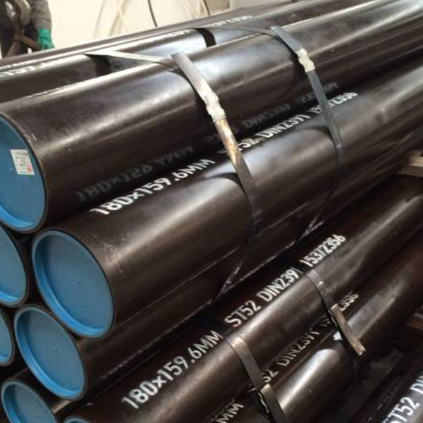 4 Inch Round Mild Steel Cold Drawn Steel Pipe (SP004)