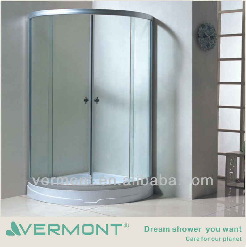 Two Sided Shower Stall | Migrant Resource Network
