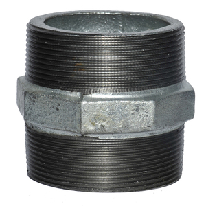 Hot Dipped Galvanized g i Malleable Cast Iron Pipe Fittings Used For Plumbing Materials