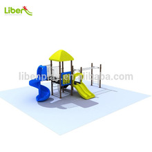 China Cheap Kindergarten Swing Slides Amusement Park Outdoor Playground