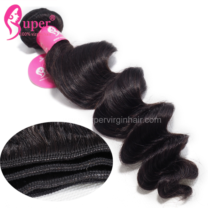 Brazillian Culticle Aligned Qingdao Xiangsi Hair Bundles With Frontal 9a Manufacturers