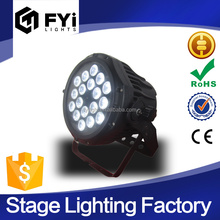 FYI-C034 Par Led 18*10W Led Stage Par Light/Cheap Led Par Can Light/18*10w Stage Par Can Led