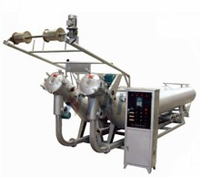 800kg fabric textile dyeing machine