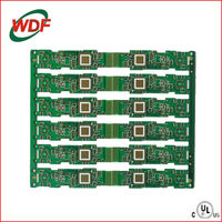 Shenzhen manufacturers 94v0 lcd tv parts pcb mobile phone motherboard