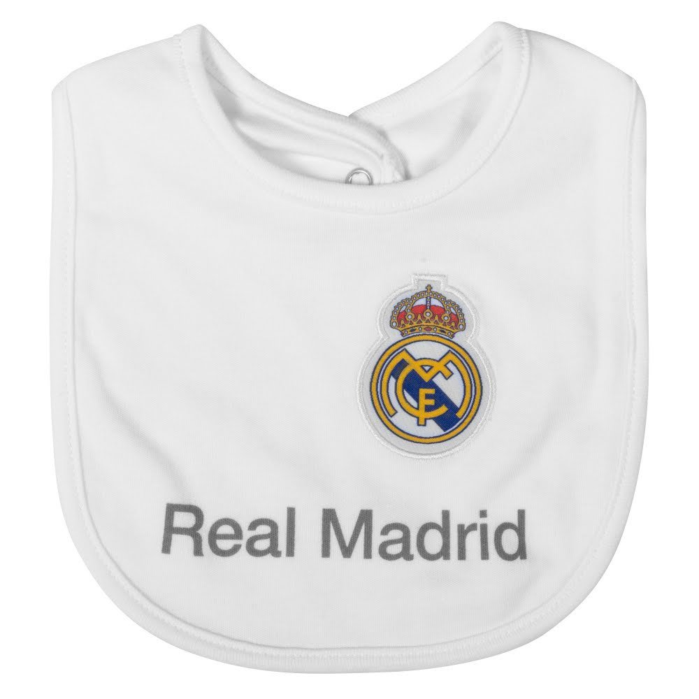 Baby Sabberl/ätzchen Spuckl/ätzchen Unbekannt Real Madrid