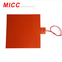 MICC Flexible Silicone Rubber Battery Heater for Car Truck Battery