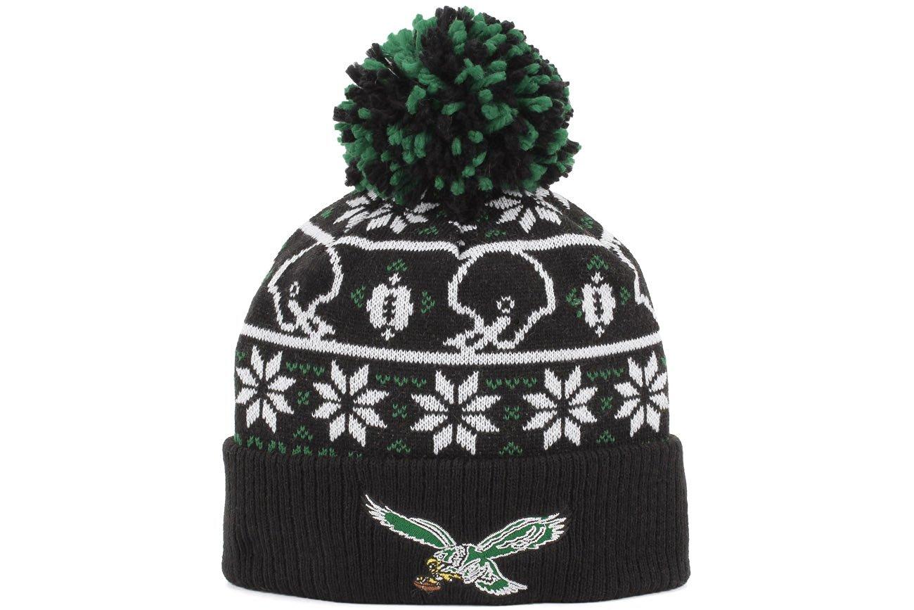 Get Quotations · New Era Philadelphia Eagles Sweater Chill Sport Knit Beanie 4e055ff1508e