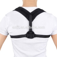Adjustable Best selling 2018 Amazon Back Posture Corrector improve bad posture figure 8