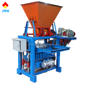 brick making machine price in zimbabwe/brick moulding machine in high production