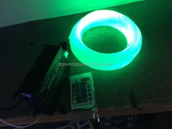 Decorative Star Ceiling Led Fiber Optic Light Kit Fibre Optical Product On