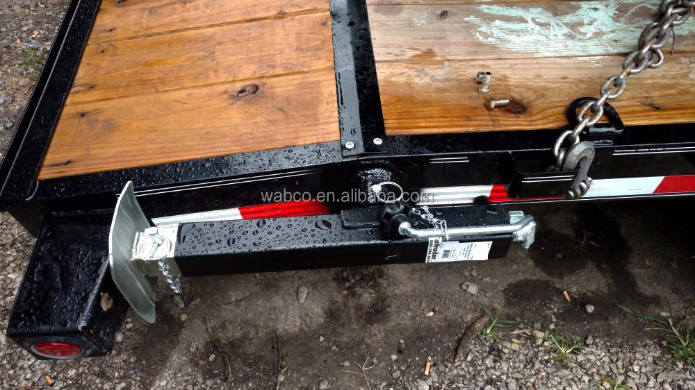 Square Pipe Mount Swivel Trailer Jack Weld On Topwind  7K