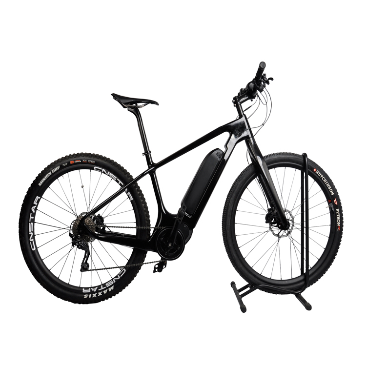 2017 New Design E8000 Battery Carbon Electric Mountain Bike Frame