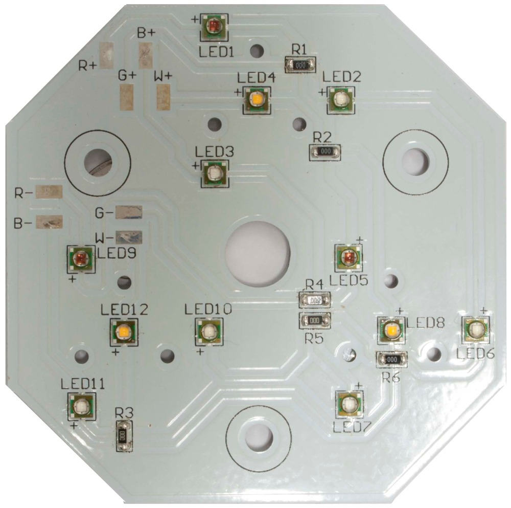 insulated aluminium <strong>pcb</strong> LED lighting
