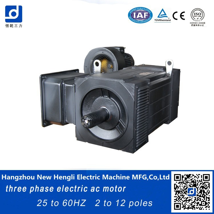 150kw pancake electric ac motor for mortar mixing machine