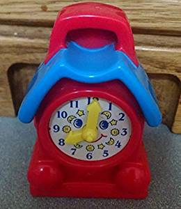 McDonalds Fisher Price Clock Toddler Toys Under 3