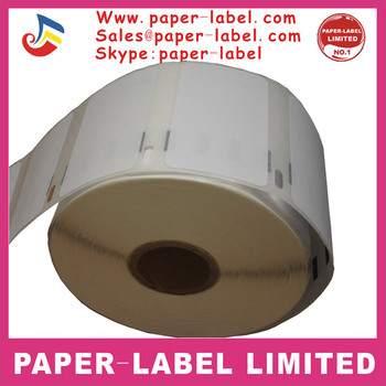 Compatible Low Price Small Dymo Barcode Thermal Labels With Good Quality -  Buy Dymo Label Machines,Dymo Label Maker,Dymo Label Printer Product on