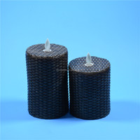 wholesale Cheap christmas music candles For Home Decoration