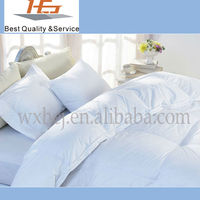 hotel Double bed quilted polyester comforter
