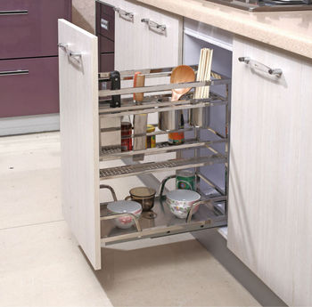 Stainless Steel Kitchen Cabinet Drawer Basket Gfr 207