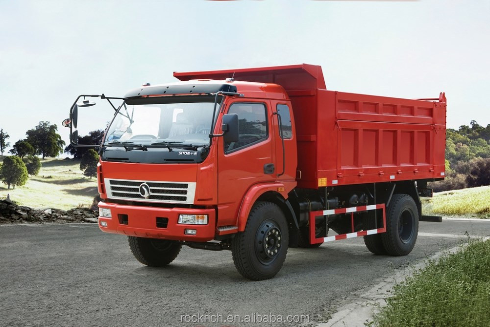 china manufacturer new diesel 6 wheel 10 ton dump truck. Black Bedroom Furniture Sets. Home Design Ideas
