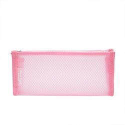 Waterproof Clear PVC Zipper Bags Makeup Bag, Wholesale Fashion Ladies Zipper Makeup Cosmetic Bag