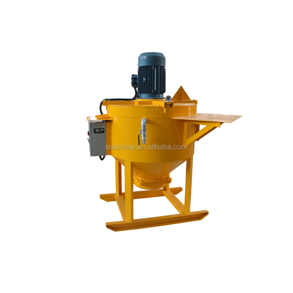 Build Your Own Cement Mixer ~ Lm e chinese factory made iso paddle mixer electric