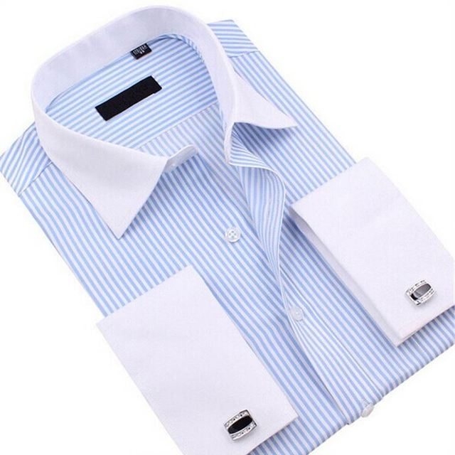 Factory Popular novel design men shirt wholesale