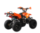 Used gasoline 4 wheel atv quad bike 110cc for sale