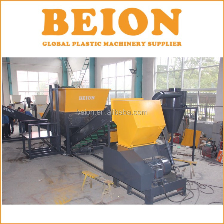 BEION Tire recycle rubber machine/ tire recycling line to rubber powder