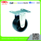 Swivel Hospital Bed Instrument Esd Caster and Wheel with Top Plate For Medical