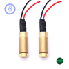 High quality 10mw 532nm Green Line Laser Module Focus