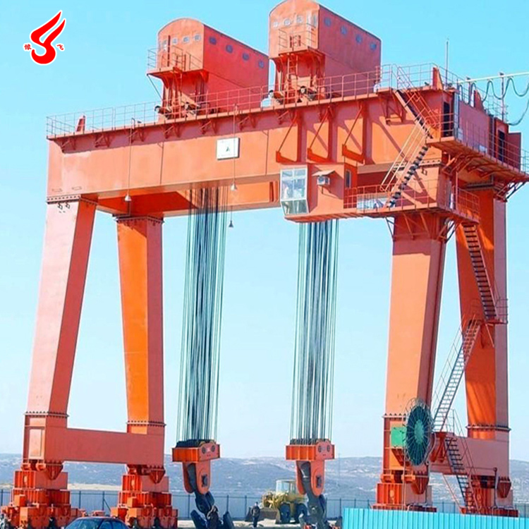 Beam MG MG Model Double Girder Gantry Crane