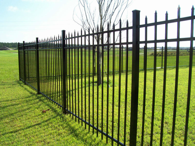 Wrought Iron Fence Panels,decorative Fence Panels,clear