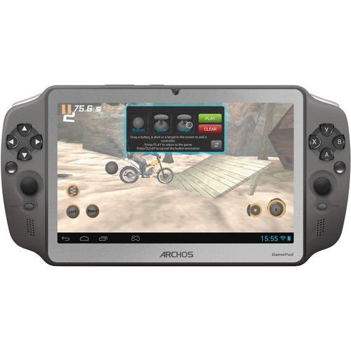 "Archos 7"" GamePad 8gb 1.6gHz Android Tablet PC Handheld Game Console"