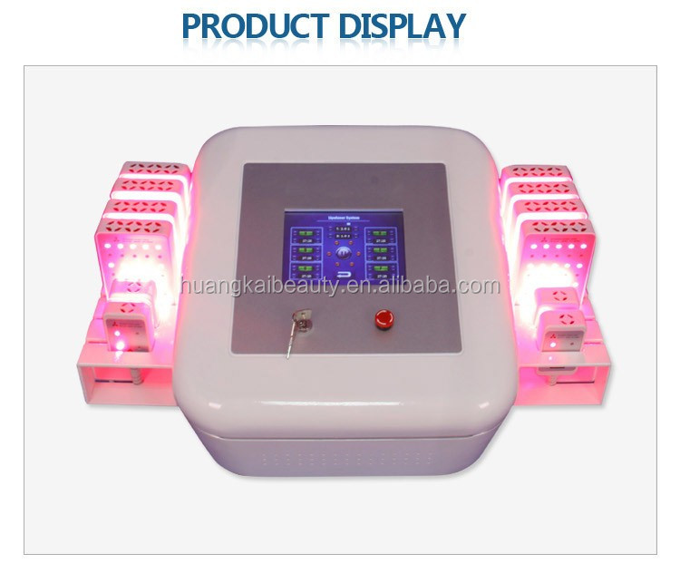 new products 2017 innovative product best diode lipo laser machine for sale