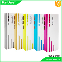Alibaba Guangzhou supplier high quality 15000mah portable mobile charger,mini power banks