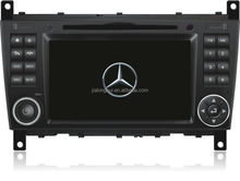 car audio system for mercedes benz Navigation GPS For Mercedes Benz C Class W203 Car DVD Player
