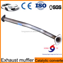 2017 Hot sell china manufacture automobile exhaust pipe for car with best quality