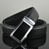 ab197 Latest Mens Leather Changeable Buckle Belt for Business
