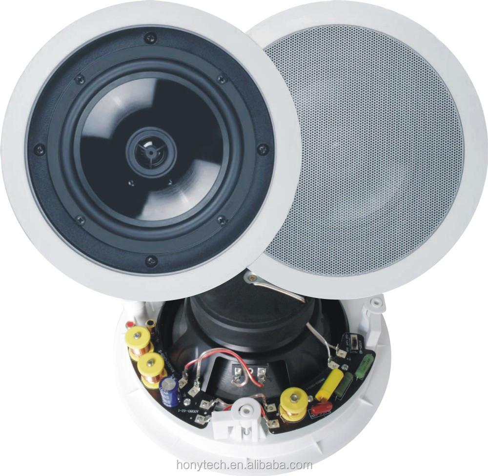 wall mounted speaker /mini sound box/ceiling subwoofer