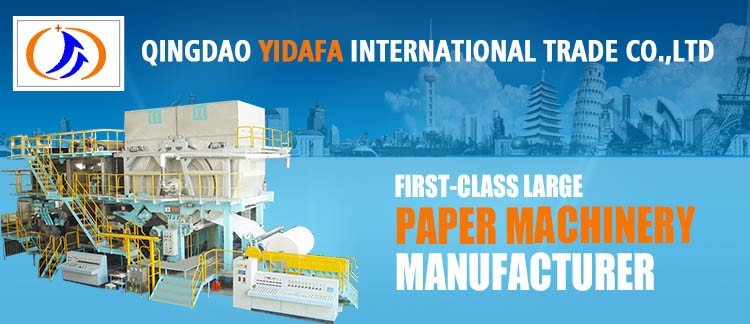 YDF-80B Automatic Spiral Paper Tube Making Machine With Two Head