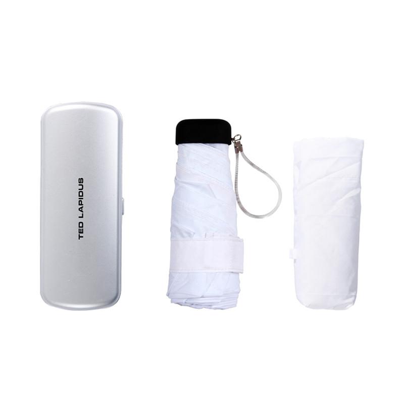 white pocket mini umbrella wholesale