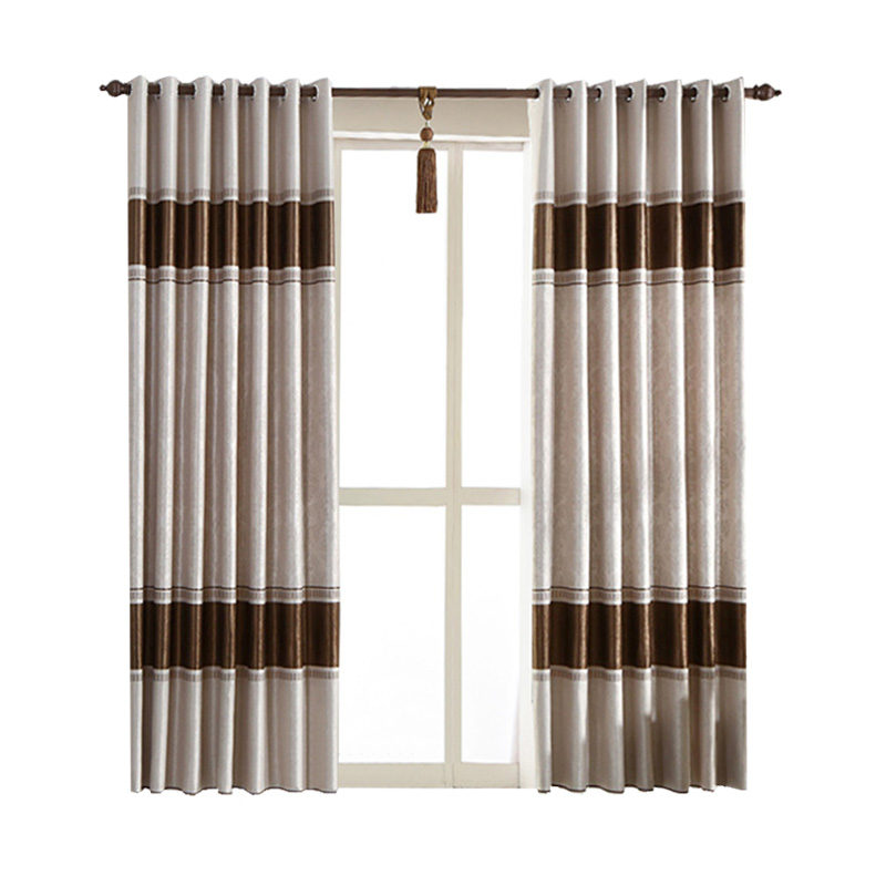 Ready made luxury european style blackout living room <strong>curtains</strong>