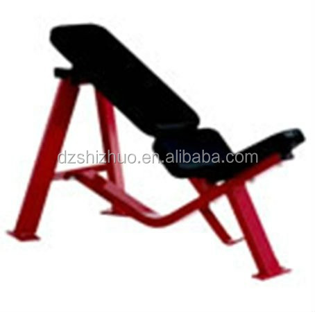 2015 hot sales sports exercisemachine/commercial fitness equipment/Incline Bench/exercise machine