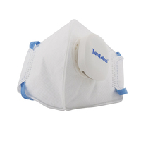PM2.5 pollution mask n95 face respirator with filter