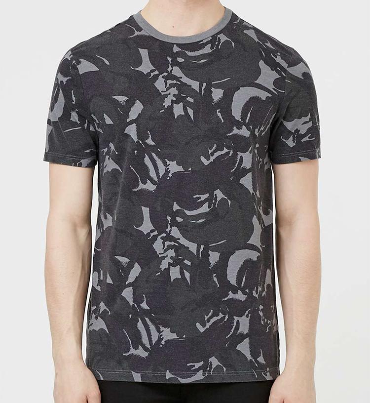 Custom Full Printing T Shirt Sublimation Printing Men T ...