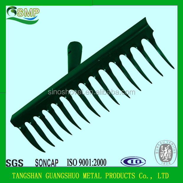 twisted steel rake R108