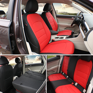 High quality nonslip unique leather custom car seat cover for Toyota Camry