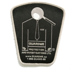 China patches manufacturer custom silver thread Embroidered Woven patch for T shirts