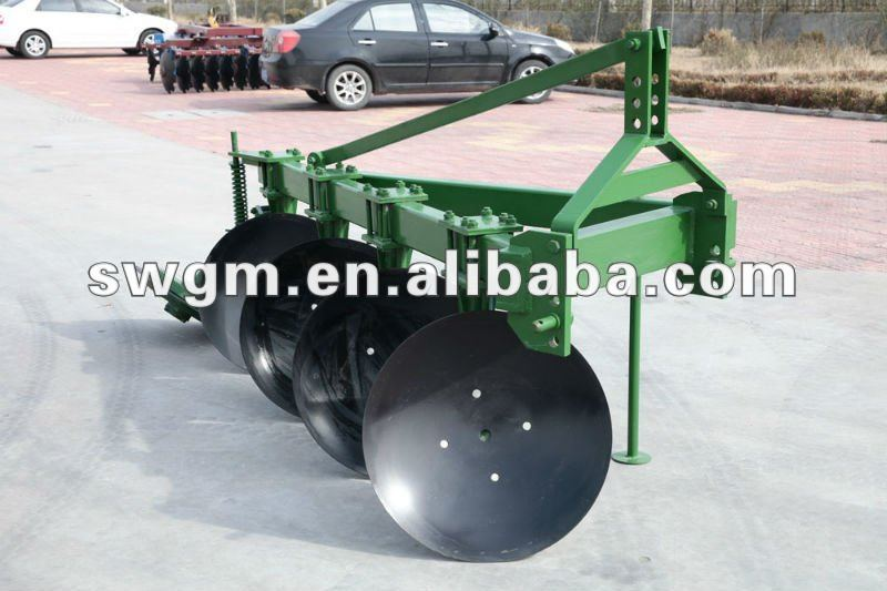 Farm Implements 50-80HP Tractor Disc Plough Model 1LY-425